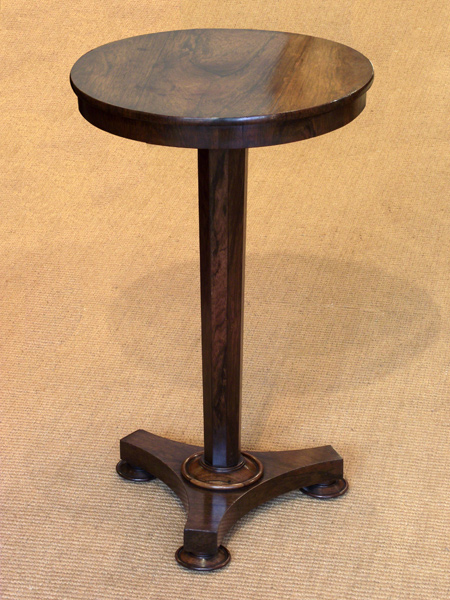 Antique Lamp Table Occasional, Antique Lamp Tables