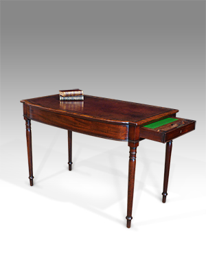 Regency library table - £ 1980