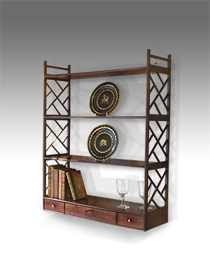 18th century wall shelves - £ 1750