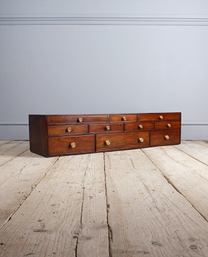 Antique bank of drawers - £ 1180