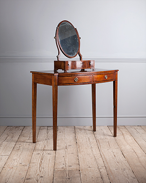 Antique bowfront table - £ 1180