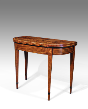 Antique card table - £ 2350