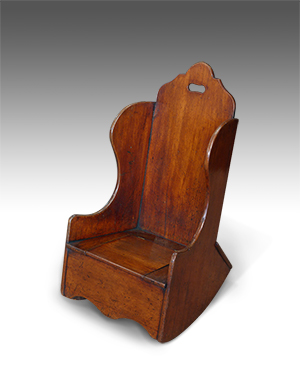 Antique childs chair - £ 740