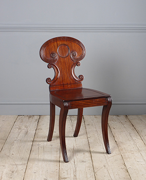 Antique hall chair - £ 920