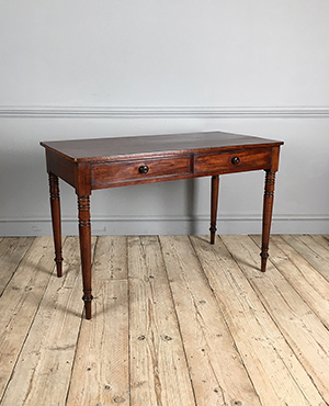 Antique mahogany side table - £ 1400