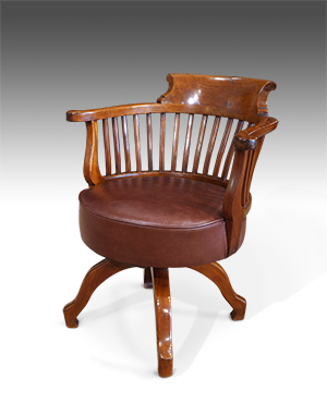 Antique office chair - £ 1280