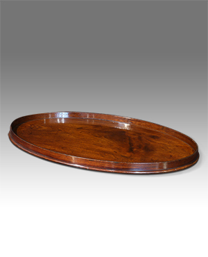 Antique oval tray - £ 490