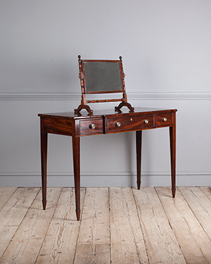 Antique side/ dressing table