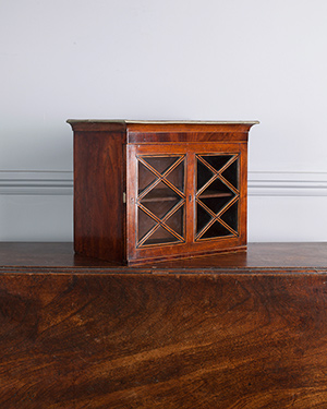 Antique wall cabinet - £ 1400