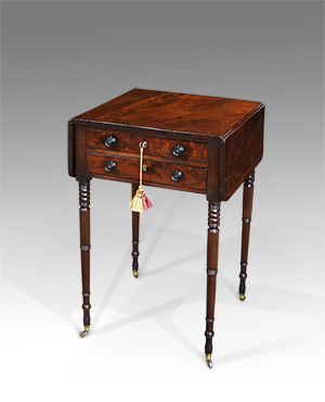 Antique work table - £ 1400