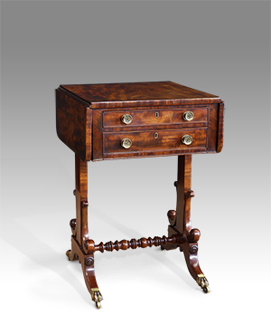 Antique work table - £ 1540