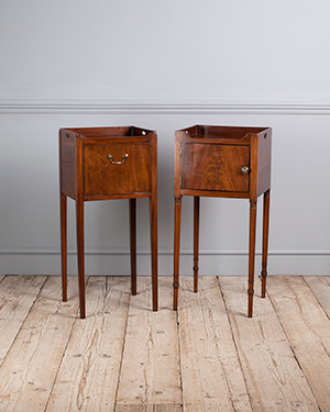 Pair of antique bedside tables - £ 1680