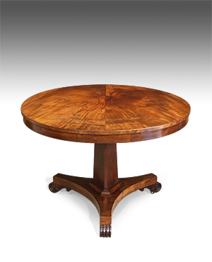 Small antique centre table - £ 1750