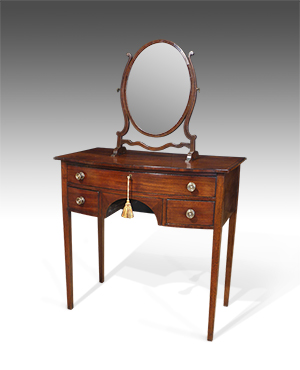 Small antique dressing table - £ 1750